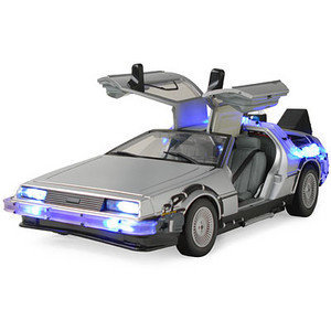 Back to the Future Lights and Sound Mark I Delorean