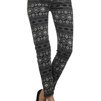 Nina Fleece Leggings