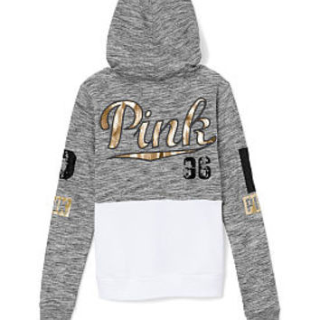 Bling Perfect Zip Hoodie  PINK  Victoriax27s Secret