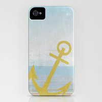 Let's Sail Away iPhone Case by Ally Coxon | Society6