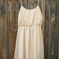 Sweet Peach Perfection Dress [3114] - $42.00 : Vintage Inspired Clothing & Affordable Summer Dresses, deloom | Modern. Vintage. Crafted.