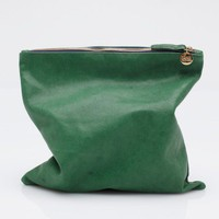 NeedSupply.com / Clare Vivier / Foldover In Green