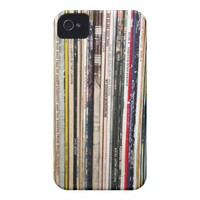 Music Albums/LP's iPhone4 Case-Mate Barely There Iphone 4 Covers from Zazzle.com