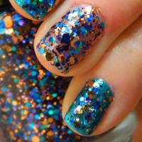 KBShimmer: Bejeweled Nail Polish by KBShimmer