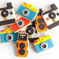 Foodie / Camera Cookies!