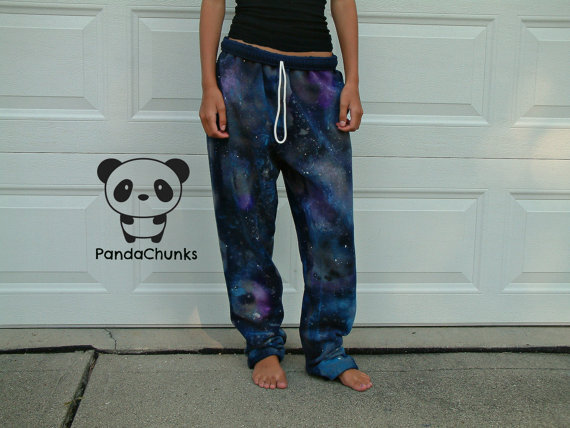 GALAXY SWEATPANTS