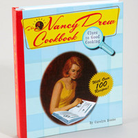 The Nancy Drew Cookbook | Recipies From Fave Mysteries | fredflare.com