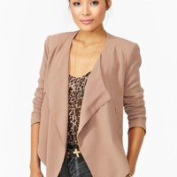 On The Edge Blazer