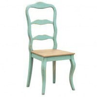 Duck Egg Blue Chair
