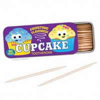 HOMEWARES : TOOTHPICK | Cupcake