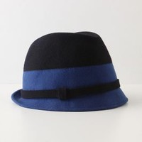 Clasped Fedora - Anthropologie.com