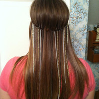 Hanging Chain Headband