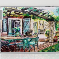 CRAYON LOVE - Sièste à l´ombre Laptop & iPad Skin by Stephanie Köhl | Society6