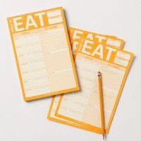 What To Eat Notepad - Anthropologie.com