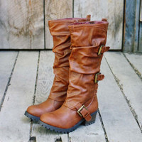 Union Buckle Boots, Rugged Boots & Shoes