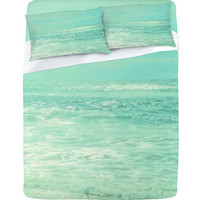 DENY Designs Home Accessories | Lisa Argyropoulos Where Ocean Meets Sky Sheet Set