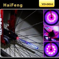 LED Automatic change fashion logo Flash Tyre Wheel Valve Cap Light for Car Bike bicycle Motorbicycle...