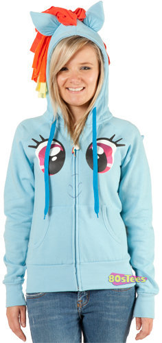 Rainbow Dash Hoodie