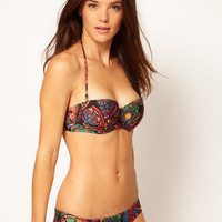 Insight Madnights Underwired Bikini Set at asos.com