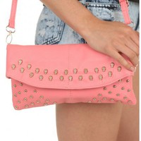 Clutches &gt; SKULL CANDY BAG