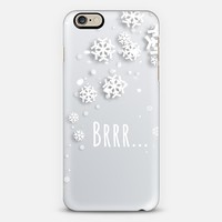 BRRR iPhone 6 case by Ally Coxon | Casetify