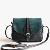 Two Tone Shoulder Bag by MINKPINK - $60.00: ThreadSence, Women's Indie & Bohemian Clothing, Dresses, & Accessories