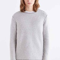CPO Raw Rolled Crew Neck Sweater-