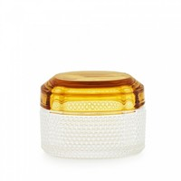 Small Brilliant Box in Amber - Pop! Gift Boutique