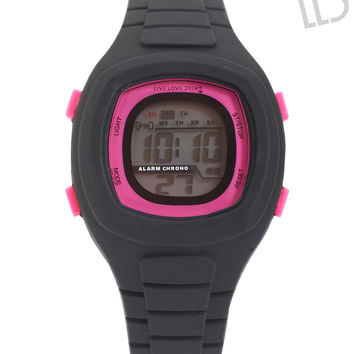 Aeropostale  LLD Pop-Color Digital Watch