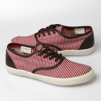Generic Surplus Borstal Sneaker - Red Stripe