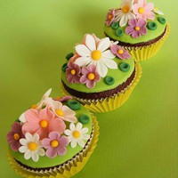 Cupcakes / { The paradise of Cupcakes © }: Cupcakes Inspiration