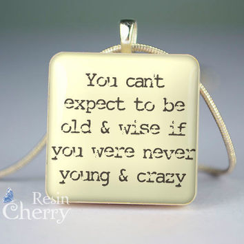 jewelry pendant,scrabble tile pendant,quotes resin pendants, glass pendant- P0907SI