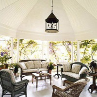 Outdoor Living / Outdoor Room Design Ideas - Photos of Outdoor Rooms - House Beautiful