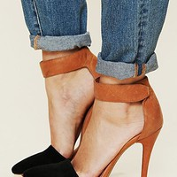 Jeffrey Campbell Womens Solitaire Heel -