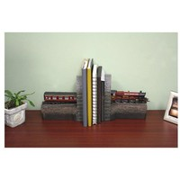 "Harry Potter Bookends ""HogwartsExpress"