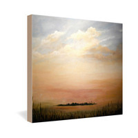 DENY Designs Home Accessories | Rosie Brown Big Sky Gallery Wrapped Canvas