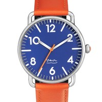 Witherspoon Watch in Navy by Projects Design - Pop! Gift Boutique