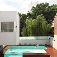 Outdoor Spaces / pool