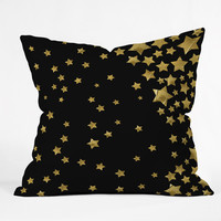 Lisa Argyropoulos Starry Magic Night Throw Pillow - Indoor /