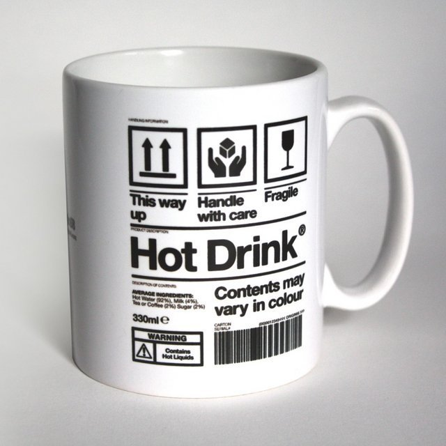 Origin68  HOT DRINK MUG