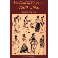 Amazon.com: Fashion in Costume 1200-2000, Revised (9781566632799): Joan Nunn: Books