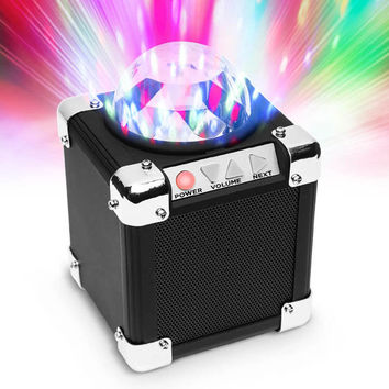 SAVE ION Audio Party On- Wireless Speaker with Lights