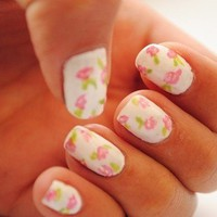 Nails / Just like you on we heart it / visual bookmark #9679883