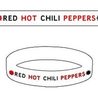 Wristband Red Hot Chili Peppers - Default