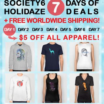 7 Days of Deals > > > Day 1 by eDrawings38 | Society6