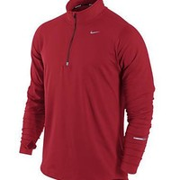 Nike Element Dri-FIT Half-Zip Pullover Activewear Daywear 504606 at BareNecessities.com