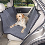 Cruising Companion Nylon All Season Dog Car Seat Cover, Black