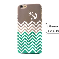 Sky2light,chevron Iphone 6 Case,anchor Iphone 6 Cover,art Design Iphone 6,gift Iphone 6 Cover,4.7 Inch Iphone 6 Case,geometrical Iphone 6 Cover