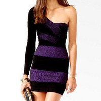 Asymmetrical Bodycon Dress | FOREVER 21 - 2086807466