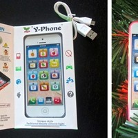Kids Learning Smartphone Toy! Great gift!!
